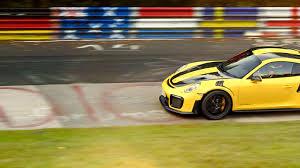 porsche lamborghini king of nürburgring porsche 911 gt2 rs bests lamborghini sets