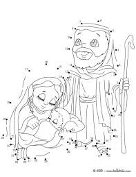 xmas presents by the fireplace coloring pages hellokids com