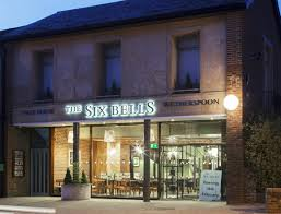 the six bells pubs in lymington j d wetherspoon