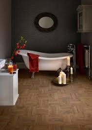 Wood Floor In Bathroom Sienna Oak Camaro Luxury Vinyl Tile Flooring In Full Plank Chevron