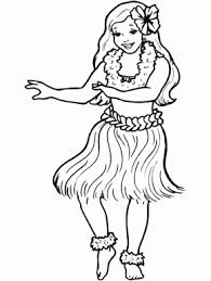 people page 4 paperboy people coloring pages hula people
