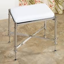 Bench For Bathroom - furniture pier 1 bench upholstered vanity stool vanity stool