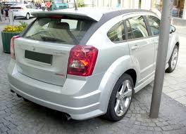 dodge crossover white file dodge caliber srt4 heck jpg wikimedia commons