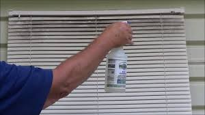 Best Way To Clean Venetian Blinds Mold U0026 Mildew Cleaning From Blinds Youtube