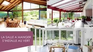 amenager une veranda inspiration déco la véranda salle à manger by vie u0026 veranda