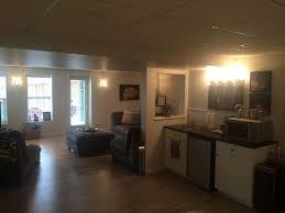 spacious clean u0026 modern basement walkout s vrbo