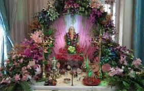 Mandir Decoration At Home Pooja Room Decor Ideas Home Tips Photos Corner Puja Room Designs