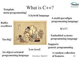 C Programmer Resume Template Programming C Virtren Com