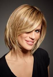 medium length hairstyles for women over 40 with bangs medium length hairstyles for women over 50 faceshairstylist com