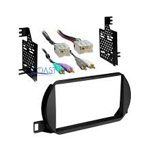 nissan altima 2015 lebanon car radio stereo double din dash kit amp harness for nissan altima