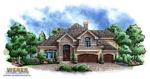 stone manor ii house plan open floor plan 4bed 2 5bath basement
