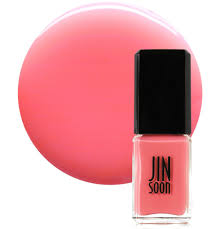 summer nail polish in coral colors workchic