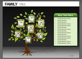 family tree template ppt exol gbabogados co