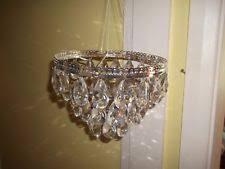 Glass Droplet Chandelier Glass Droplets Ebay