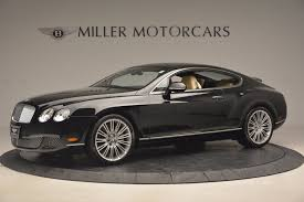 bentley coupe 2010 2010 bentley continental gt speed stock b1267a for sale near