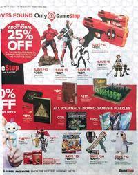 gamestop black friday 2017 ad scan