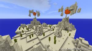 Worlds Of Fun Map by Kingdom Of The Sky Adventure Map Download For Minecraft 1 7 2 1 6 4