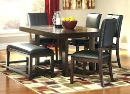 black dining table chairs kitchen table sets mybestfriendtherhino com