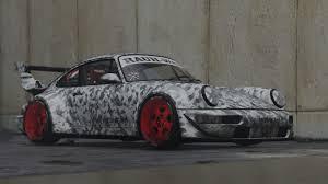 1991 Porsche 911 964 Turbo Hoonigan U0026rauh Welt Hq Add On