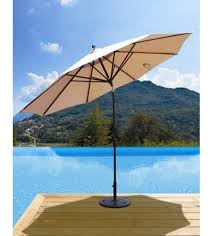 Patio Umbrella 11 Ft Best Selection Large Tilt Patio Umbrellas Galtech 11 Ft Deluxe