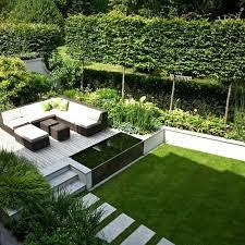 garten anlegen ideen nett garten modern gestalten sitzplätze im und bequem terrasse neu