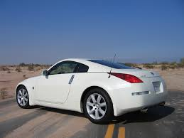 white nissan 350z 2004 nissan 350z information and photos zombiedrive