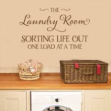 Room Wall by Laundry Room Wall Sticker Laundry Rooms