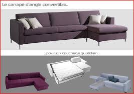 canapé d angle couchage quotidien canapé d angle couchage quotidien 143631 source d inspiration canapé