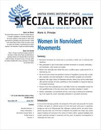 women s women in nonviolent movements united states institute of peace