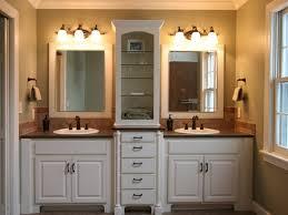 Bathroom Sink  Interior Grey Tile Backsplash Connected By Grey - Bathroom sink backsplash