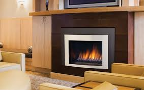 Contemporary Gas Fireplace Insert by Fullview Modern Gas Fireplace Inserts Mendota America39s Fireplace