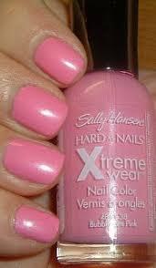 sally hansen xtreme wear nail colour 380 blizzard blue