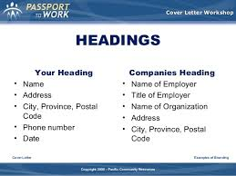 affordable price business cover letter heading