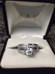 Kay Jewelers Wedding Rings by Kay Jewelers Weddings Used Kay Jewelers Weddings Tradesy Weddings