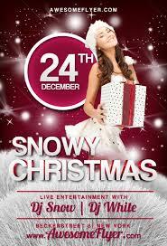 free christmas flyer templates memberpro co