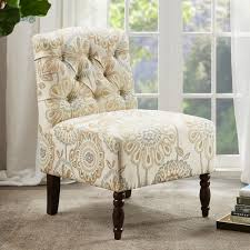 Tufted Accent Chair Park Lola Tufted Accent Chair