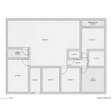 modele maison plain pied 4 chambres plan maison plain pied 4 chambres gratuit 6 plan de maison