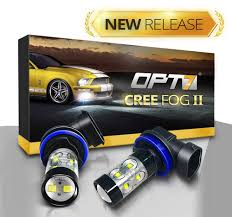 cree v2 series led fog light replacement bulbs