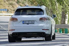 porsche jeep 2012 new 2017 porsche cayenne what to expect by car magazine