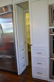 Kitchen Pantry Doors Ideas 98 Best Pantry And Shelving Images On Pinterest Shelving Pantry