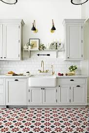 kitchen floor ideas with white cabinets floor tile size vs room size white kitchens 2017 what color granite