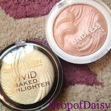 Makeup Mua dropofdaisy makeup revolution vs mua highlighter