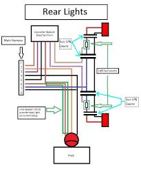 tail light wiring diagram toyota tacoma efcaviation com