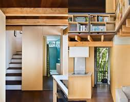 How To Draw House Plans On Computer by Small But Bold Home Overlooks Incredible Treetop Views In New