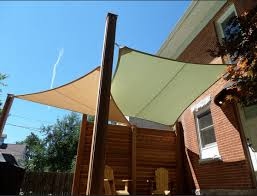 Best Way To Clean Awnings Diy Shade How To Make A Shade Sail Start To Finish