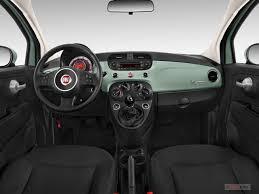 Fiat 500 Interior 2015 Fiat 500 Pictures Dashboard U S News U0026 World Report
