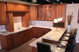 Cognac Kitchen Cabinets by Autumn Cherry Cabinets From Cowry Kitchen Cabinets