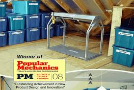 alfa img showing u003e homemade attic lift plans