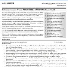 resume business analyst banking domain concepts sle business analyst resumes senior business analyst resume