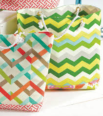 chevron tote bags large u0026 weekender pinterest sewing